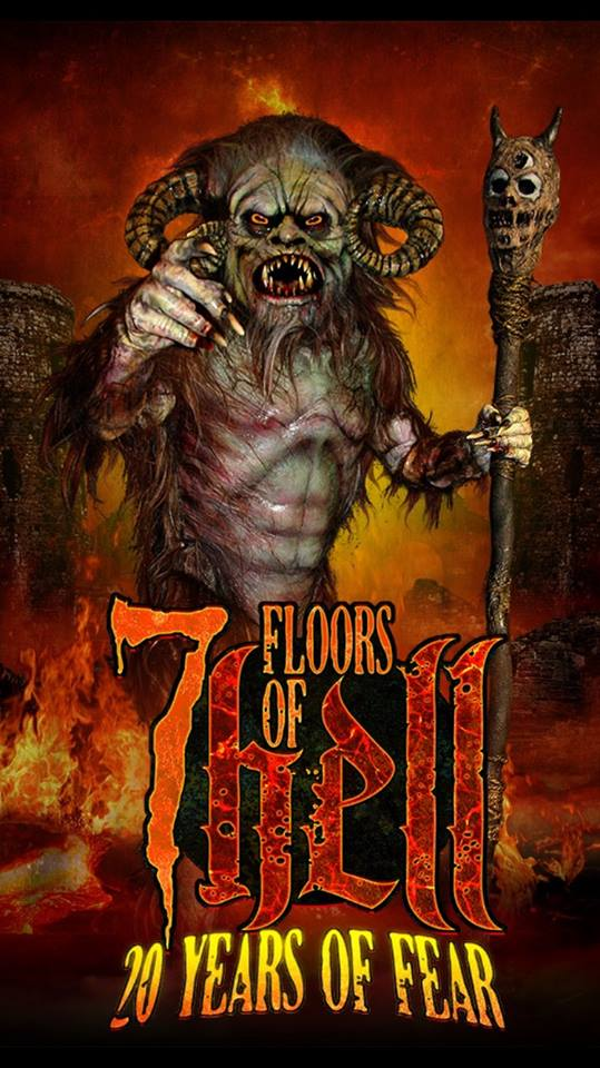 7 Floors Of Hell Reviews Middleburg Heights Hauntrave Com
