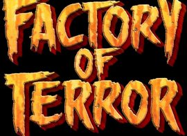 Factory of Terror Falls River worcester