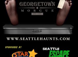 Georgetown Morgue Haunted House washington